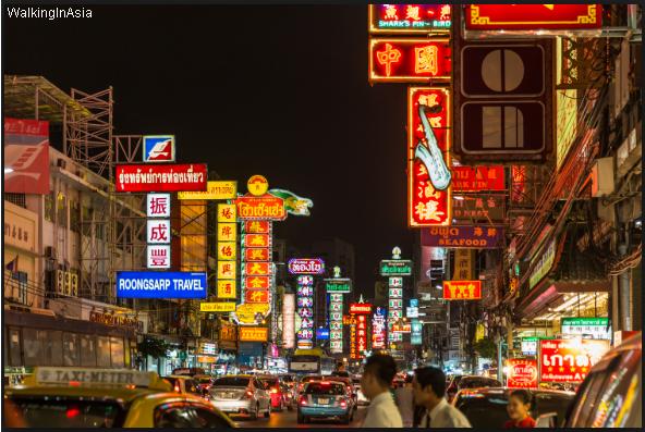Самое интересное о Китайском квартале в Бангкоке